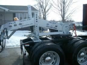 Welcome to protote the world s finest fifth wheel semi truck wrecker