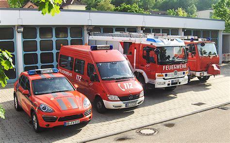 Stellenangebote Bei Porsche by Gemeinde Weissach Feuerwehr