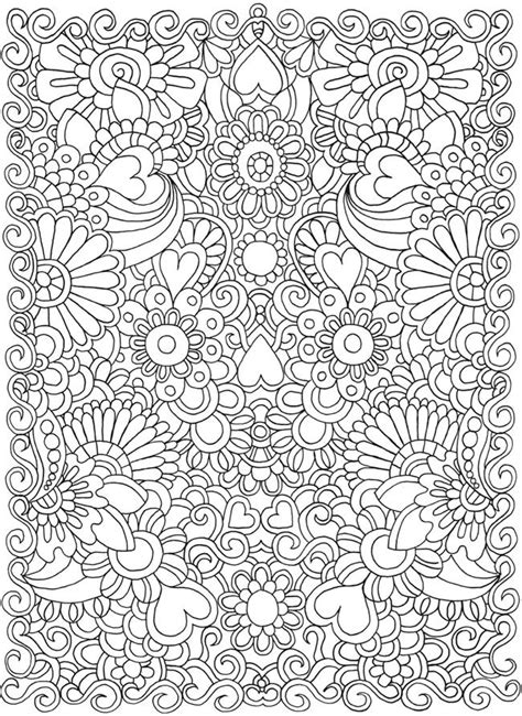 doodle coloring book 25 best ideas about dover publications on