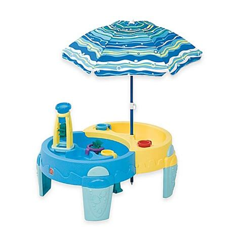 best water table toys water toys gt step2 174 shady oasis sand water table from