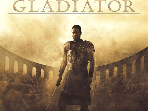 film gladiator complet 2000 gladiator movie