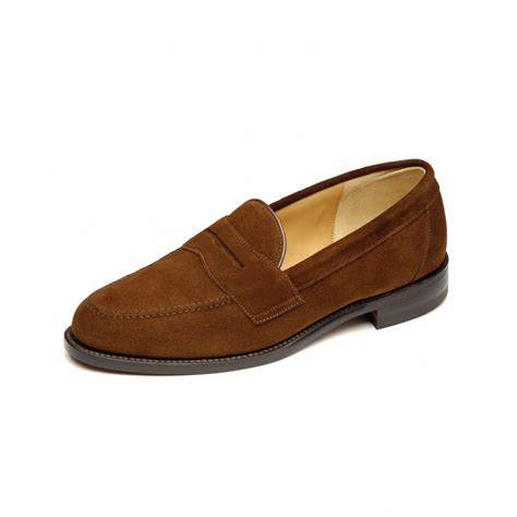 loake loafers loake eton suede loafer loake from gibbs menswear uk