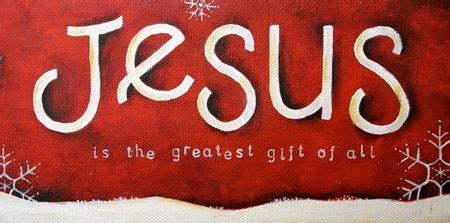 The Greatest Gift Of Christmas - the gift my god my music my life