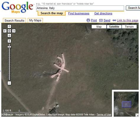 cool locations on google maps 22 most unusual google earth photos curious read