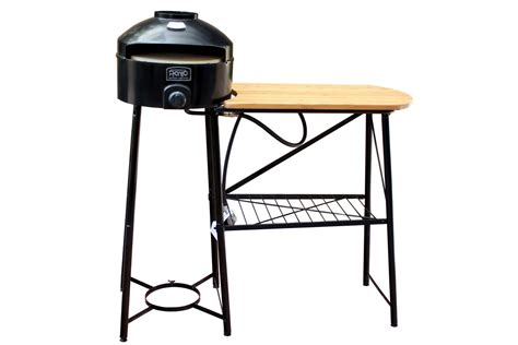 oven table outdoor pizza oven side table pizzacraft