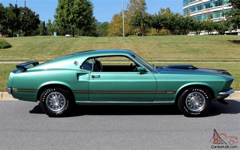 Auto Mustang 1969 by 1969 Ford Mustang