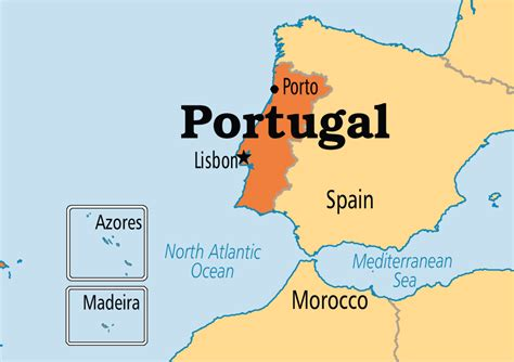 where is portugal located on the world map portugal operation world