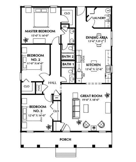 first floor plan house benkelman ranch home house plans ranch home plans and