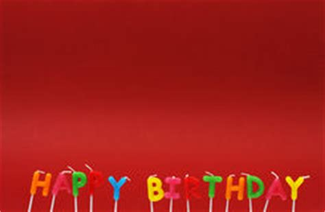 birthday candles on red royalty free stock images image