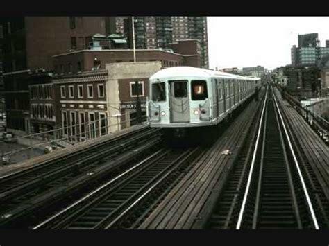 new york city subway mta 9 (1960's present) youtube