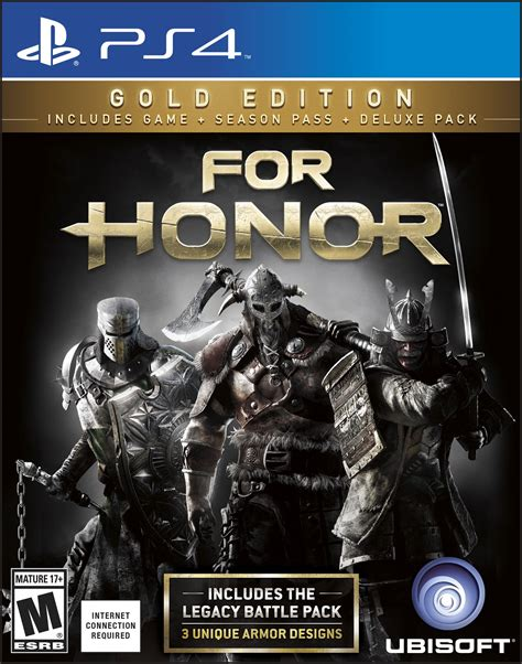 Ps4 For Honor by For Honor Gold Edition Release Date Pc Xbox One Ps4