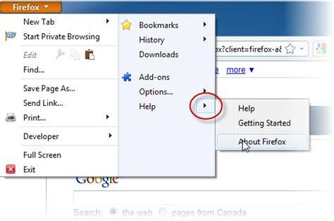 cara update e faktur versi terbaru cara upgrade atau update firefox menjadi versi terbaru