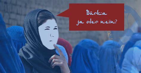 burka verbot  deutschland karsten gulden