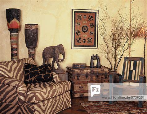 afrika wohnzimmer afrika wohnzimmer lizenzpflichtiges bild bildagentur