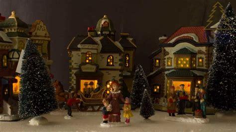 royal christmas porcelain christmas village set 132144