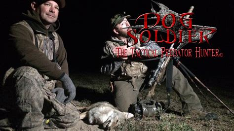 best night hunting light night hunting fox with new optical dynamics light coyote