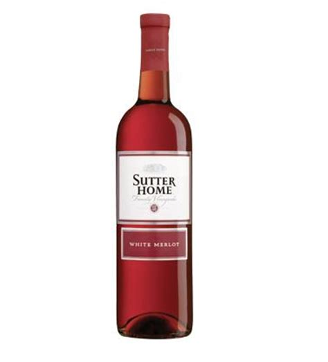 sutter home white merlot bar wiki
