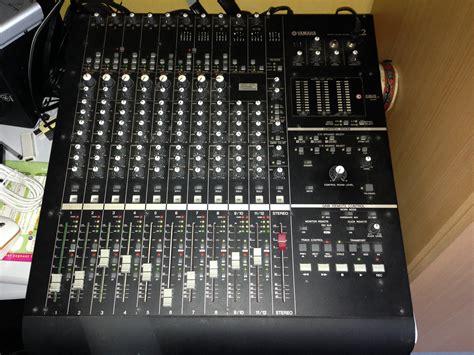 Mixer Yamaha N12 yamaha n12 image 1789060 audiofanzine
