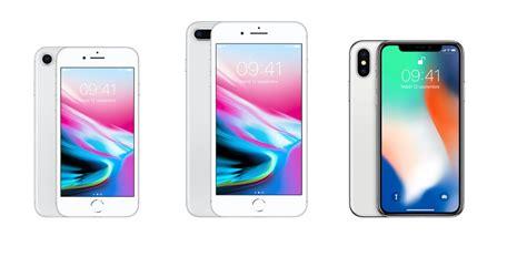 iphone 8 iphone 8 plus iphone x caract 233 ristiques dossiers prix et date de sortie frandroid