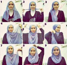 tutorial hijab paris simple casual 1000 images about tutorial hijab paris on pinterest