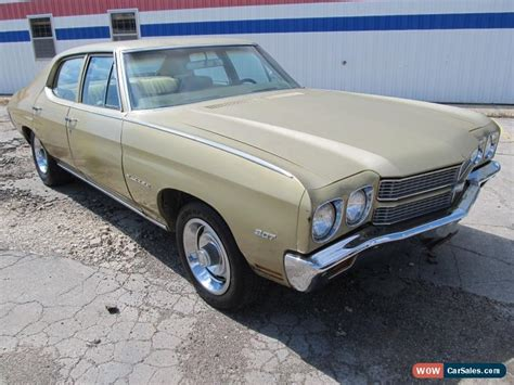 1970 Chevy 4 Door Truck by 1970 Chevrolet Chevelle For Sale In United States