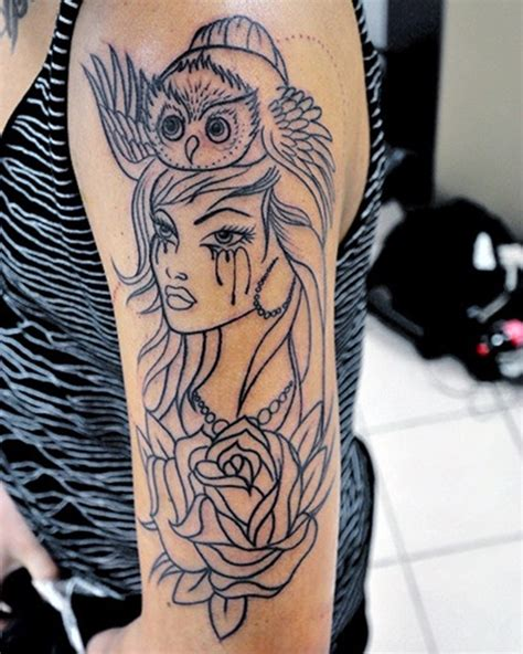 girl tattoo designs on arm 55 best arm designs for and