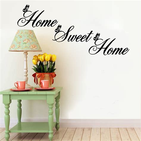 sticker writing for walls popular sweet smile buy cheap sweet smile lots from china sweet smile suppliers on aliexpress
