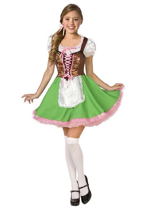 halloween costumes for teen girls teen bavarian girl costume