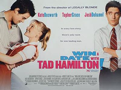 Your Dating Story And Win by Enthralled Win A Date With Tad Hamilton