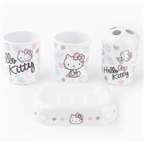 hello bathroom accessories hello hello bathroom set hearts from maggie