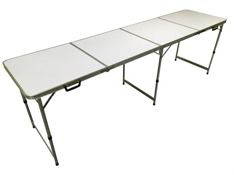 5 Ft Folding Table 5ft 6ft 8ft Foot Aluminium Folding Table Catering Cing Market Free Delivery