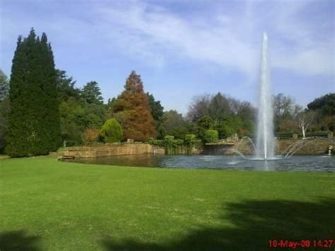 emmarentia botanical gardens bottom of the garden at emmerentia dam picture of