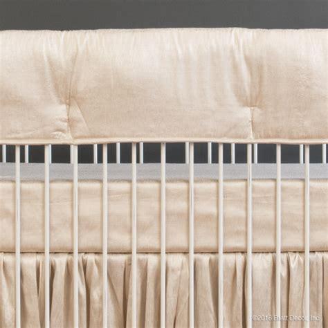 Organic Crib Rail Cover by Crib Rail Cover