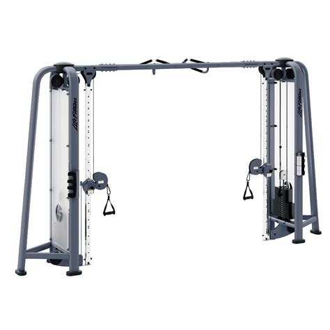 signature series adjustable cable crossover machine