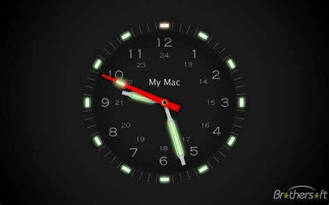 Mobile Free Download Running Clock Wallpaper