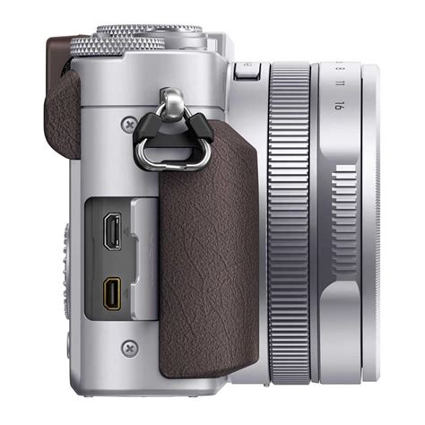 Panasonic Lumix Dmc Lx100 Kamera Mirrorless Silver panasonic lumix dmc lx100 silver compact digital