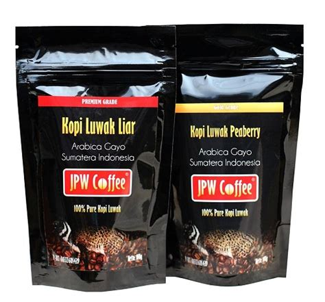 daftar harga kopi indonesia jpw coffee