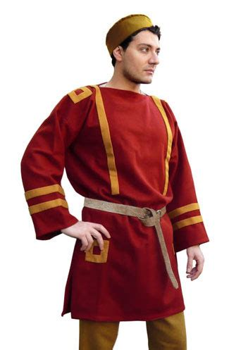 tunic roman / byzantine, medieval costume (man) for sale
