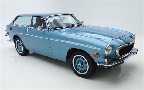 volvo wagon for sale mint 1972 volvo p1800es wagon performancedrive
