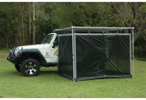 rv shade awning oztrail rv shade awning mesh room