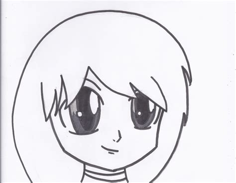 easiest to how to draw anime easier for beginners easy to draw anime faces how to draw anime