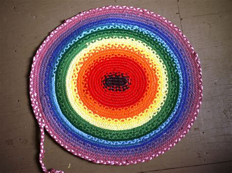 braided rag rug tutorial schoenstricken de n 228 hen