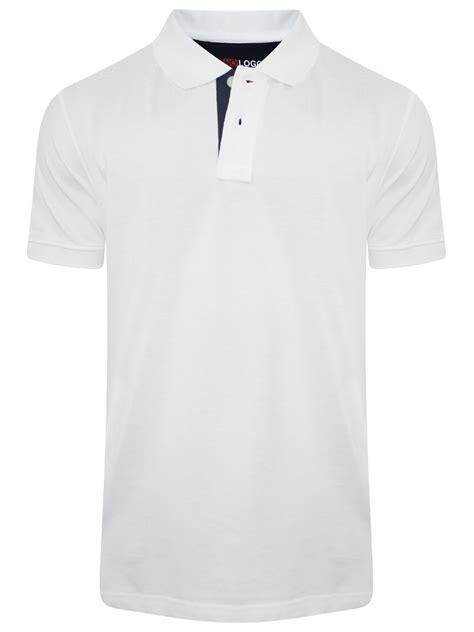 Polo Shirt Logo By Crion buy t shirts nologo white polo t shirt nologo pt 053 cilory