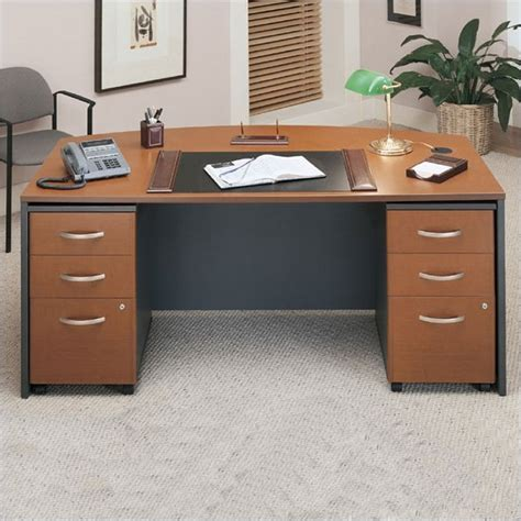 bush furniture corsa series wood office computer desk ebay