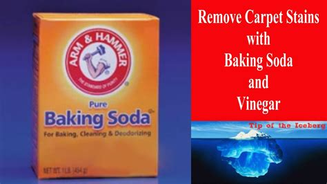 baking soda tattoo removal can you use baking soda and vinegar to clean carpet