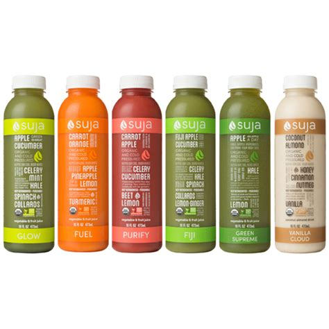 Suja Detox by Suja Classic 3 Day Fresh Start Organic Juice Cleanse