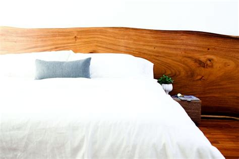 natural wood headboards natural wood headboard