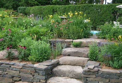 Raised Rock Garden Beds Rock Garden Ideas Photograph Raised Bed Garden Near