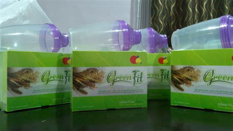 Avail Green Fit 1 Box health wellnessproducts avail products