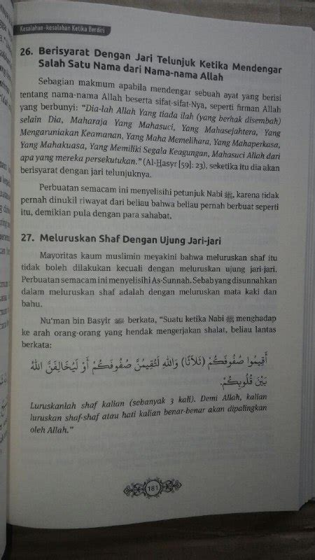 Koreksi Total Shalat Kita buku 400 kesalahan dalam shalat